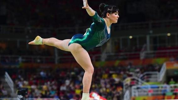 quien es alexa moreno gimnasta participante juegos olimpicos 1