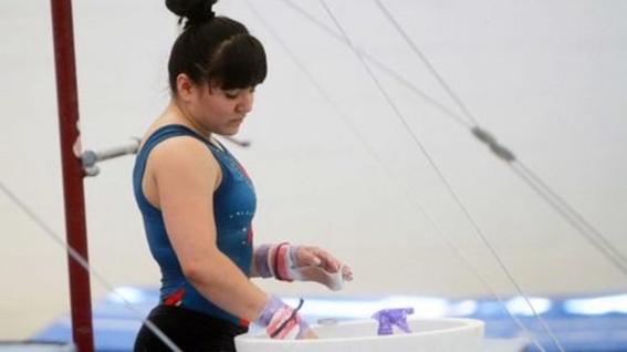 quien es alexa moreno gimnasta participante juegos olimpicos 2