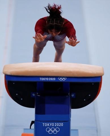alexa moreno gimnasia juegos olimpicos tokio 2020 medalla final 1