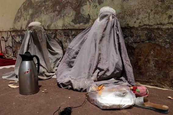 testimonios de mujeres en afganistan tras regreso de los talibanes 1