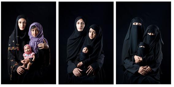 fotografa boushra almutawakel dice que no todas las mujeres que usan el hiyab estan oprimidas 1