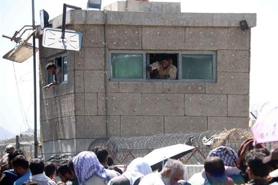 reportan explosion en el aeropuerto de kabul; se registran varias victimas 2