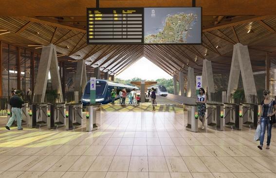 estacion palenque tren maya 1