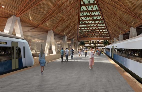 estacion palenque tren maya 2