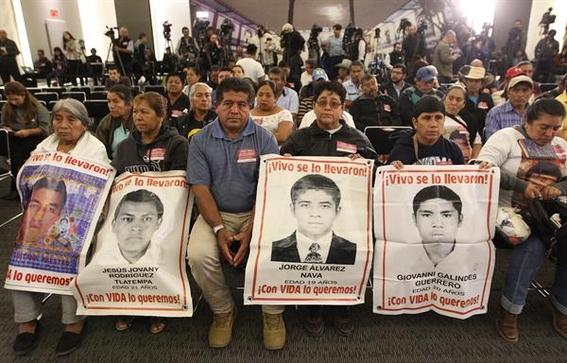 se cumplen 7 anos de la desaparicion de 43 normalistas de ayotzinapa 1