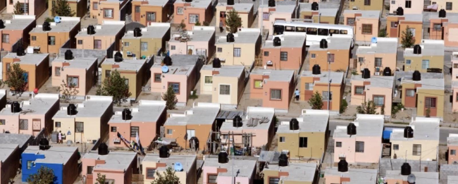Los hogares falsos en México fotografiados por Jorge Taboada