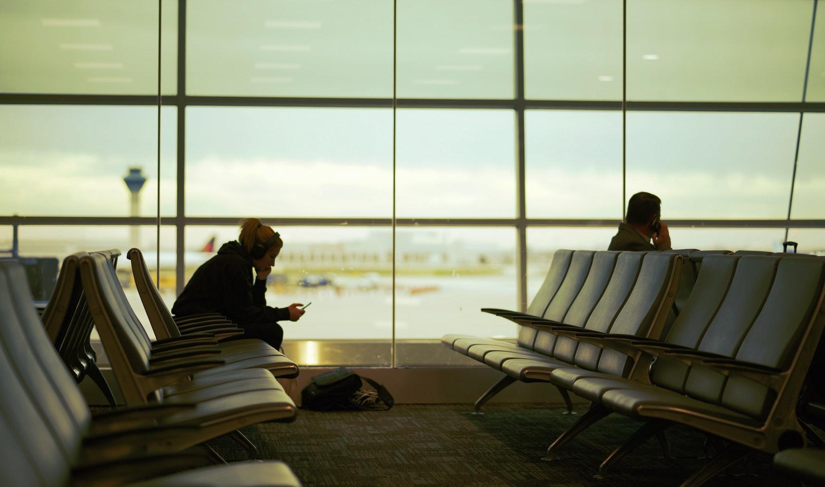 Cómo aliviar la ansiedad de vuelo