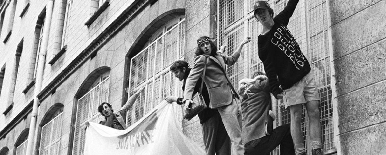 Vestir la revolución: Moda y estéticas políticas en 1968