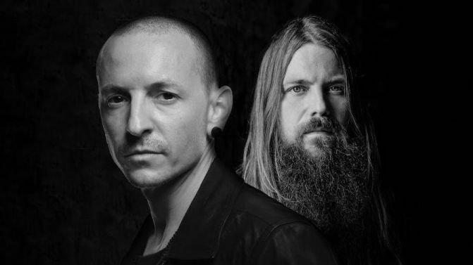 La colaboración de Chester Bennington y el guitarrista de Lamb of God