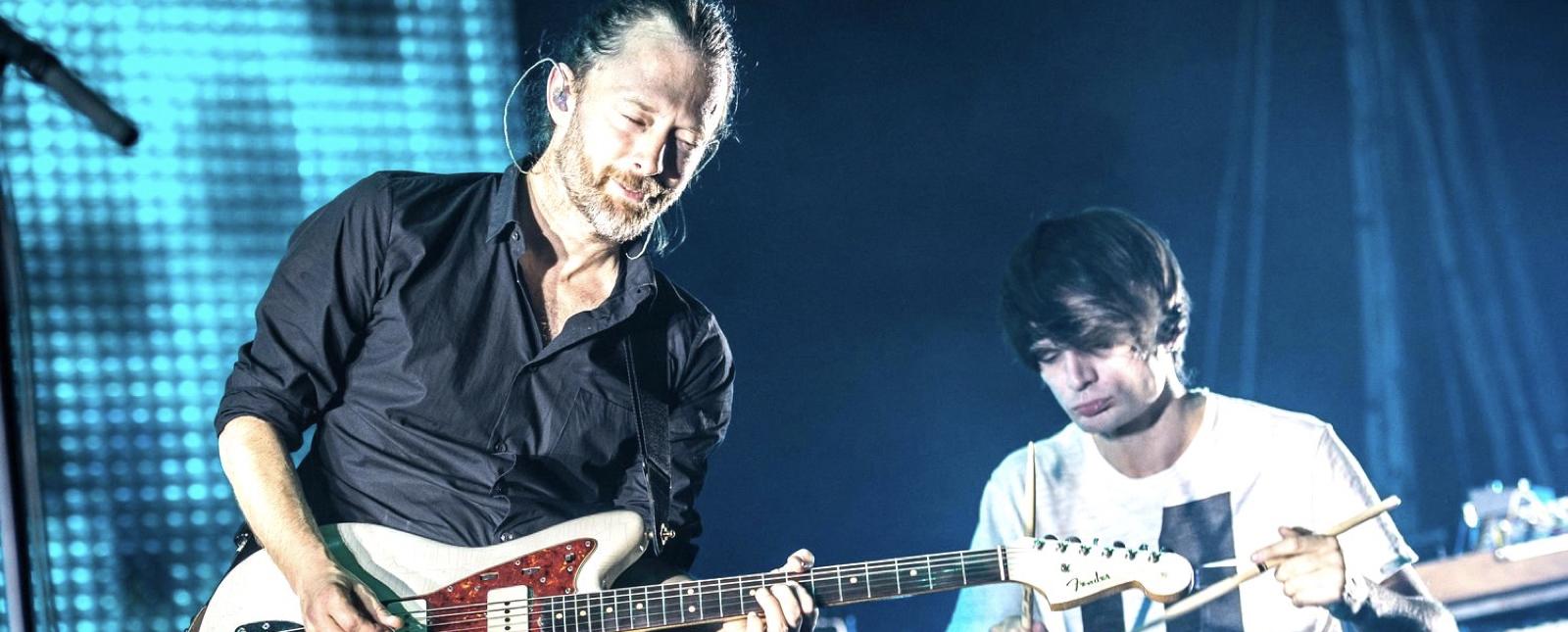 Radiohead libera en Internet 'Ill Wind'