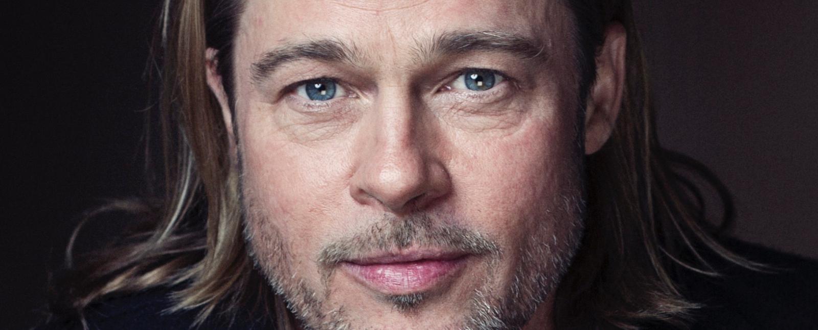 40 fotografías de Brad Pitt que demuestran su belleza
