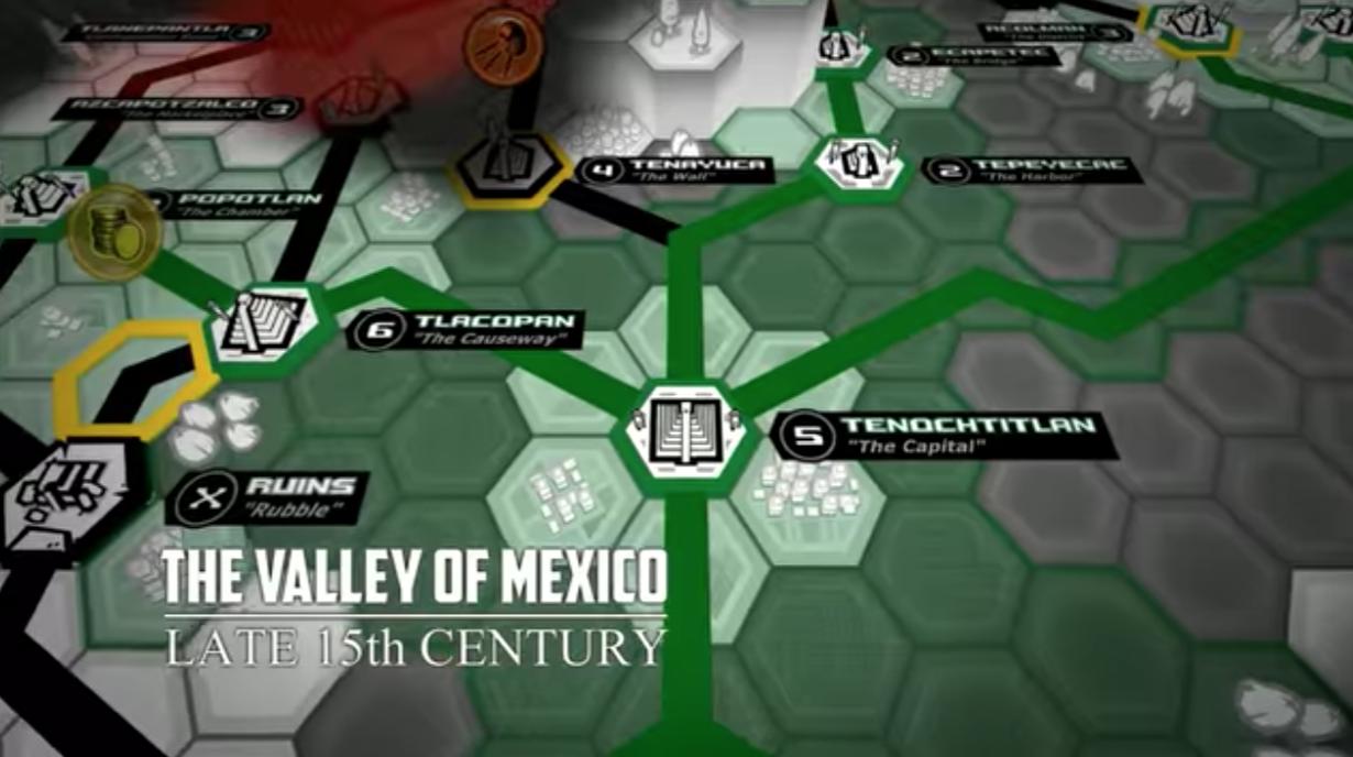 Los videojuegos que están inspirados en la época prehispánica
