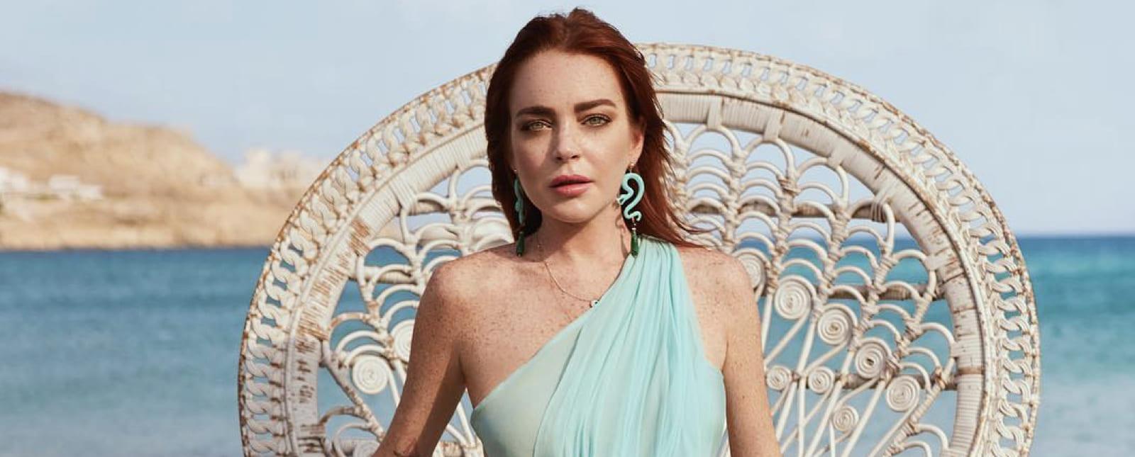 Lindsay Lohan's Beac...