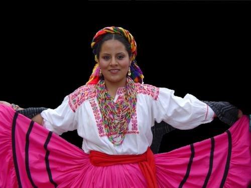 Trajes Típicos De Oaxaca Por Regiones Historia