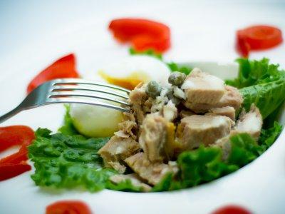 Cenas fáciles y rápidas - Ensalada nicoise