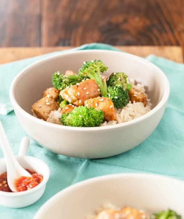 Cenas fáciles y rápidas - Pollo Tso