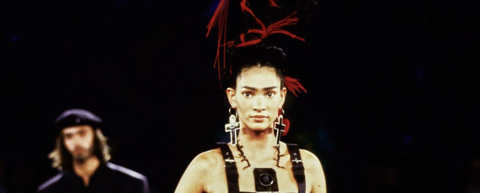 La colección de Jean Paul Gaultier inspirada en Frida