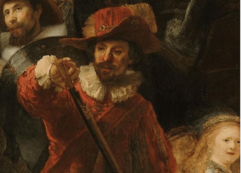 La ronda nocturna, Rembrandt
