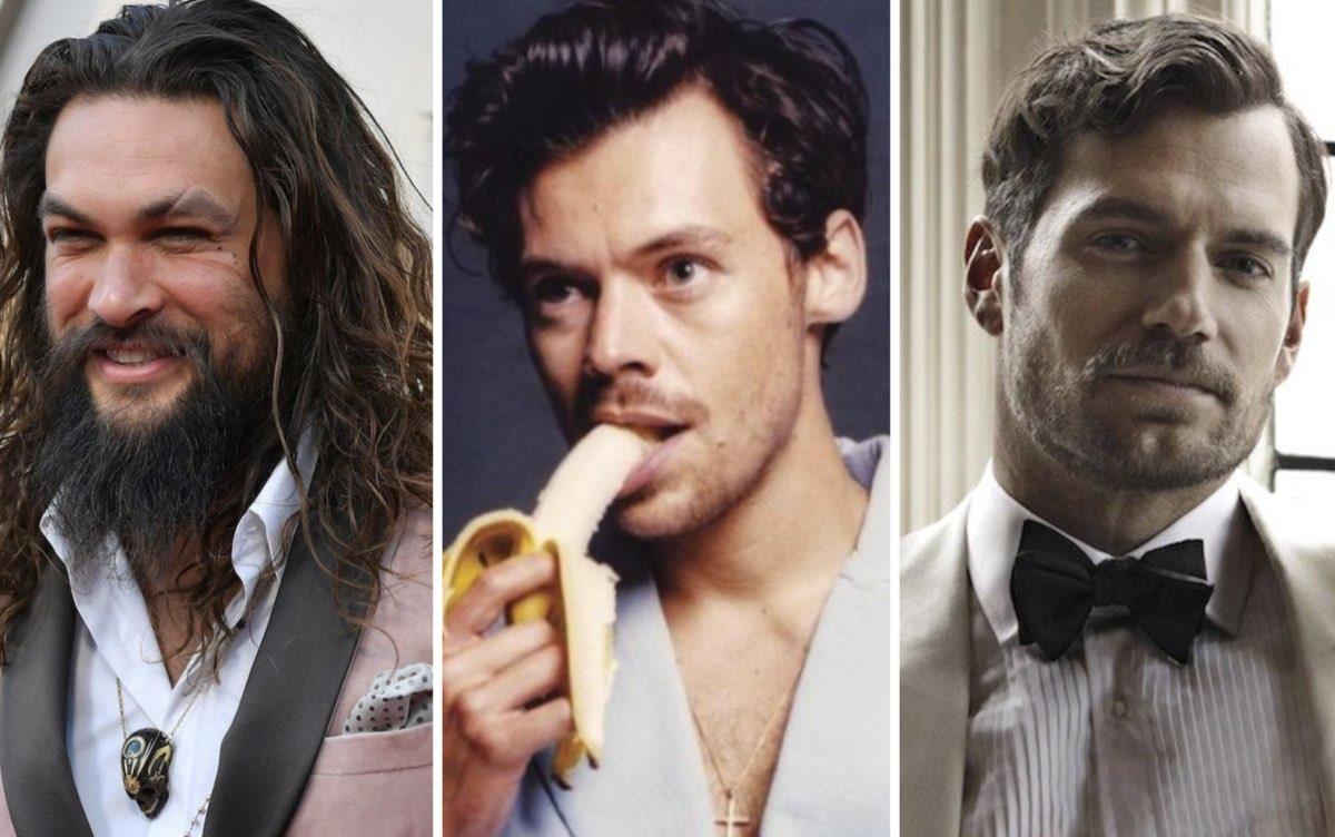Los hombres más guapos de la década