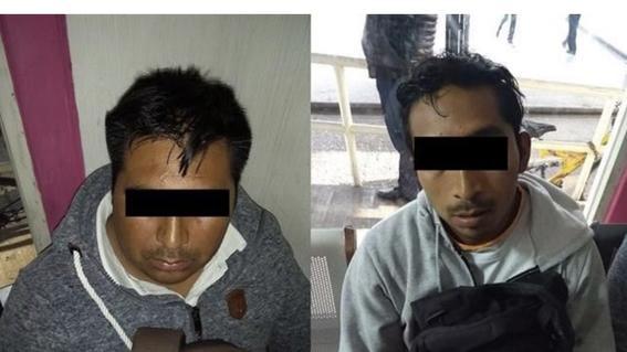liberar a dos por intento de secuestro en el metro