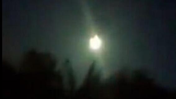 cae meteorito en venezuela e incendia redes sociales