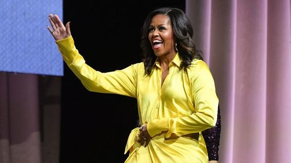 michelle obama la mujer mas admirada en estados unidos segun encuesta