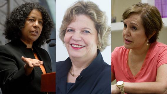 Presentan terna para el Instituto de las Mujeres
