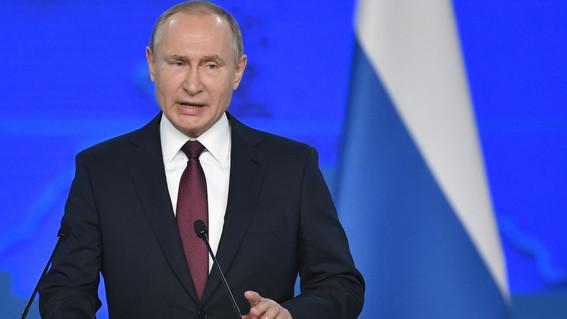 rusia y vladimir putin amenazan con lanzar nuevos misiles a occidente