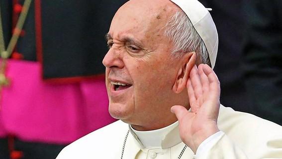 familiares del diablo quienes senalan errores de iglesia papa