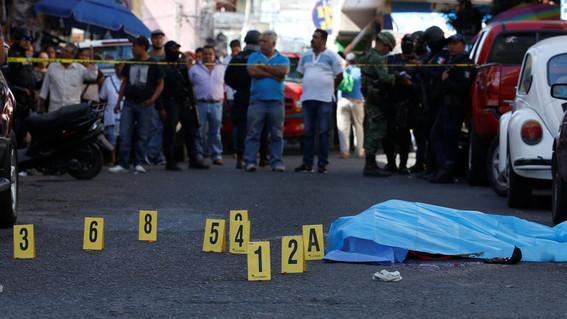 enero 2019 mes mas violento historia de mexico