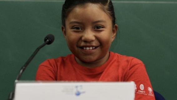 nina mexicana gana premio ciencia nuclear por invento