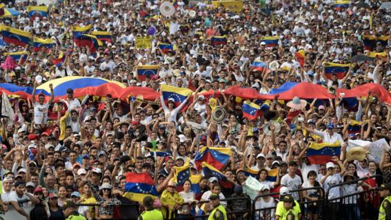 miles se unen live aid por paz en venezuela