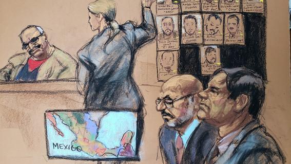 irregularidades en jurado chapo guzman pedira nuevo juicio en eua