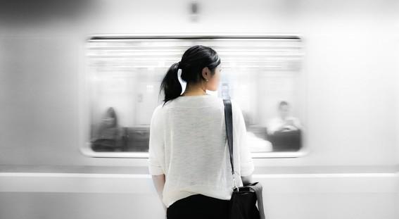 hombre amenaza con una masacre de mujeres en el metro de la cdmx