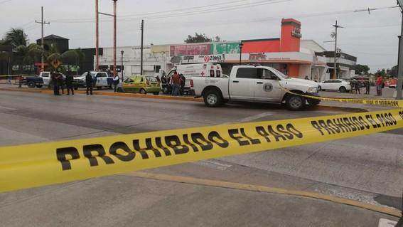 mujer desarma a ladron y lo mata en tamaulipas