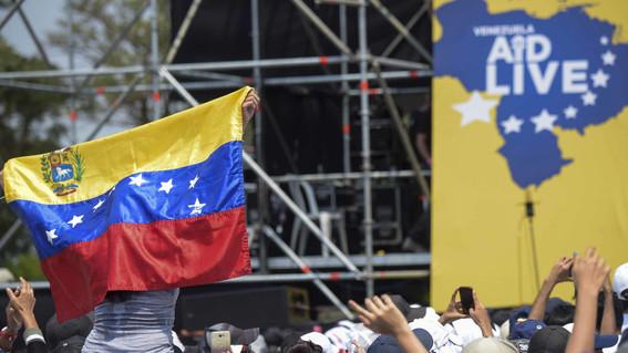 concierto live aid venezuela