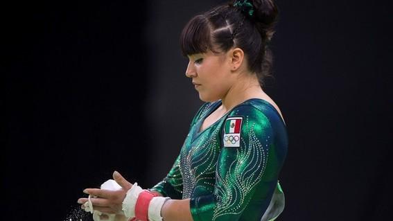 alexa moreno en copa del mundo de gimnasia artistica