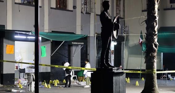 52 por ciento de los asesinatos en la cdmx son por el narco