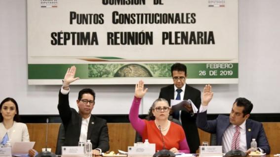 diputados aprueban en comision guardia nacional