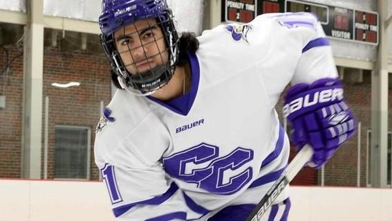 hector majul jugador de hockey