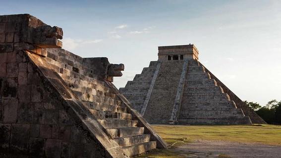 revelaran santuario subterraneo bajo piramide de chichen itza