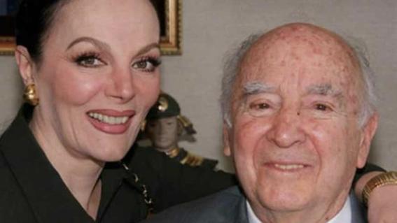 sasha montenegro ya no recibira pension expresidente lopez portillo