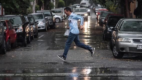 smn confirma reporte de clima seguiran lluvias en cdmx