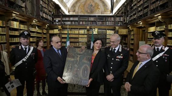 regresa italia pinturas de exvotos a mexico