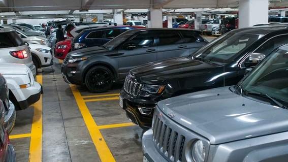 estacionamiento de la cdmx