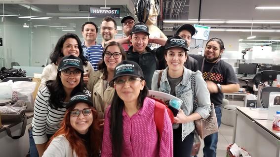denuncian despidos del huffpost mexico