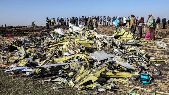 victimas 35 paises en accidente avion etiopia