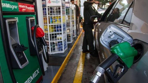 precio de gasolina magna llega a 21 pesos