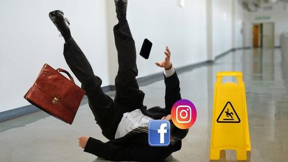memes facebookdown e instagramdown