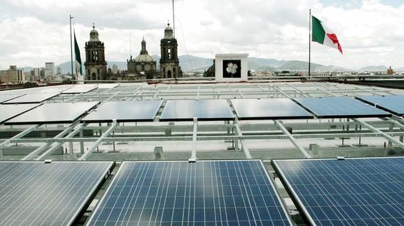gobierno tiene la opcion de otorgar paneles solares a mexicanos